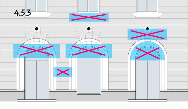 Снятите рекламы с фасадов зданий в Днепре